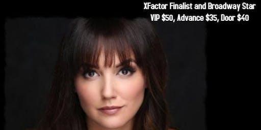 XFactor Finalist Rachel Potter w/ Steel Union at WPIG Nashville LIVE Concert Series