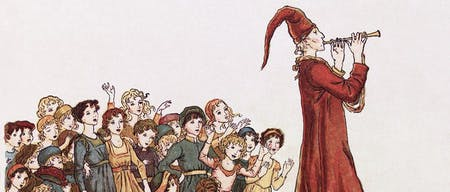 DAUGHTER and SON-days I: The Pied Piper of Bath