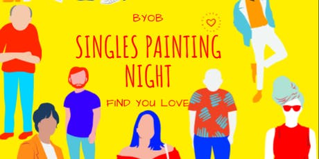 Singles Painting Night tickets