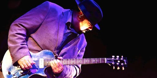 Blues on the Fox After Party - Wayne Baker Brooks