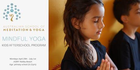 Mindful Yoga: Kids Afterschool Program tickets
