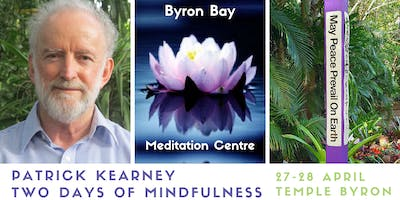 Two days of Mindfulness with Patrick Kearney