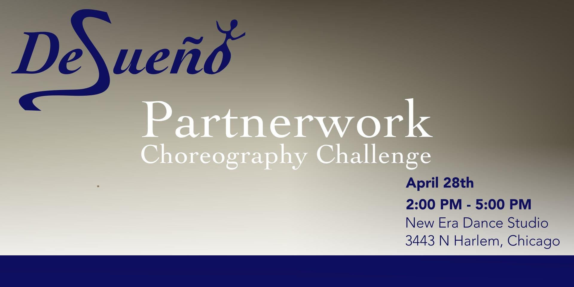 1841acd9e Desueño Partnerwork Performance Challenge. Sunday 28 April ...