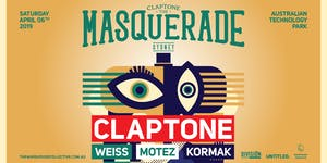Claptone: The Masquerade Sydney | The Warehouse...