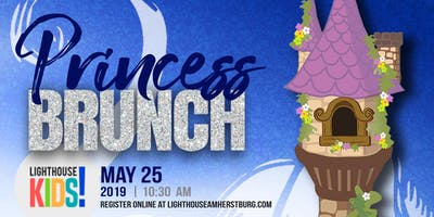 Lighthouse Kids! Princess Brunch.  Everyone welcome!