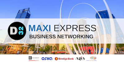 District32 Maxi Express Business Networking Perth - Wed 29th May