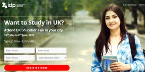Study in the UK – Free Education Fair in Kochi - Free...