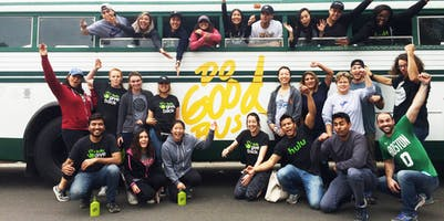 Do Good Bus: Volunteering on the Move in Los Angeles