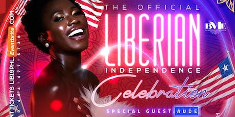 The Official Liberian Independence Celebration  tickets