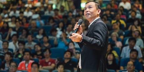 Robin Ho 2019 Q3 Market Outlook tickets