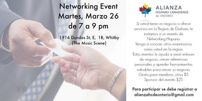 Hispanic Networking Event - Durham