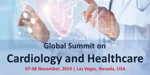 Global Summit on  Cardiology and Healthcare