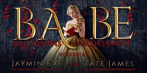 Ballgowns And Books Event