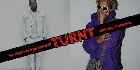 Turnt - Hip-Hop/RnB/Trap/Dancehall tickets