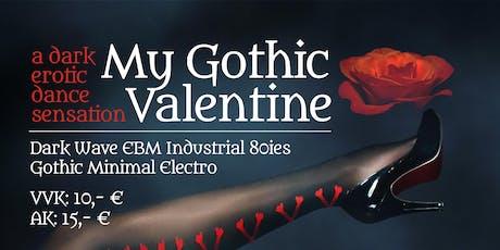 My Gothic Valentine Tickets