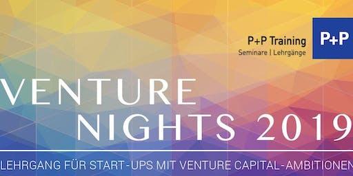 Venture Nights 2019 in Frankfurt