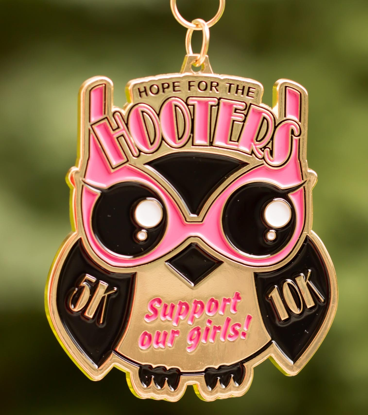 Now Only $10! Support Our Girls: Hope for the Hooters 5K & 10K- Tucson