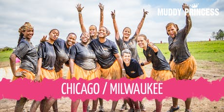 Muddy Princess Chicago/Milwaukee tickets