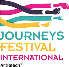 Journeys Festival International logo