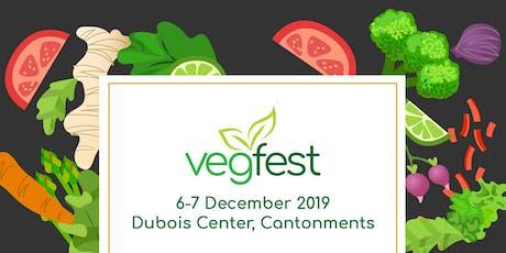 VegFest 2019 tickets