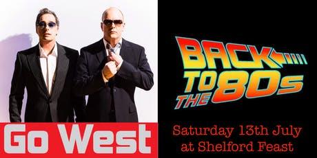 Go West & Back To The 80s tickets