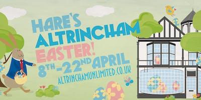 FREE Children's Easter Egg Decoupage Workshop