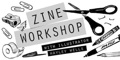 Zine Workshop - SMALL PRESS DAY 2019