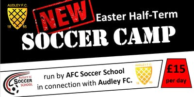 AFC Soccer Camp - Week 1