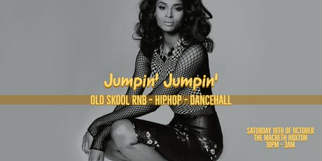 Jumpin' Jumpin' - RnB, Hip-Hop, Dancehall & Trap tickets