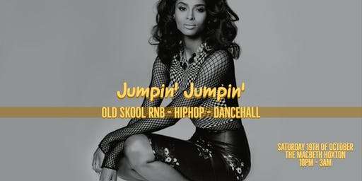 Jumpin' Jumpin' - RnB, Hip-Hop, Dancehall & Trap