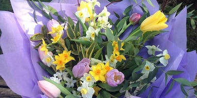 Beautiful Easter Bouquet Workshop Altrincham