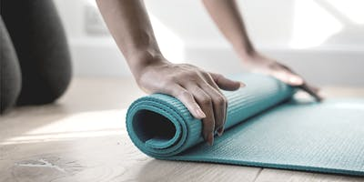 Therapeutic Yoga Class with Hilda Wieland