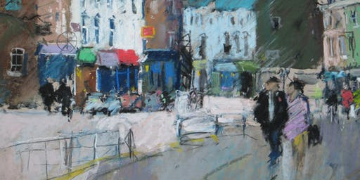 Townscapes in Pastel with John Tookey PS
