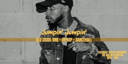Jumpin' Jumpin' - RnB, Hip-Hop, Dancehall & Trap