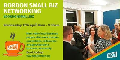 Bordon Small Biz Networking