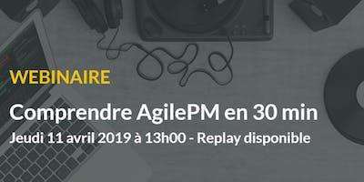 """Webinaire gratuit : \""""Comprendre AgilePM en 30 minutes\"""""""