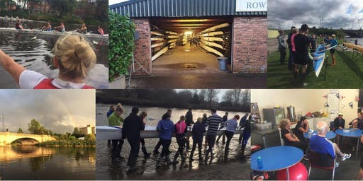 Always Oarsome - Full Day Rowing Bootcamp - 2019