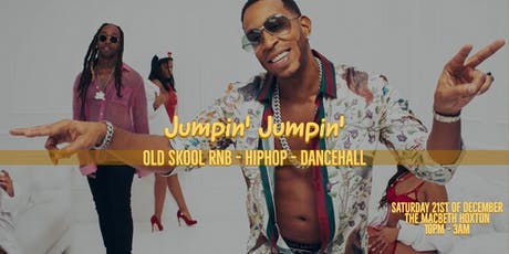 Jumpin' Jumpin' - RnB, Hip-Hop, Dancehall & Trap tickets