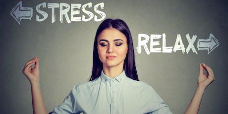 Mieux-Etre : Gestion du Stress- Atelier V02-(dpt 94) billets