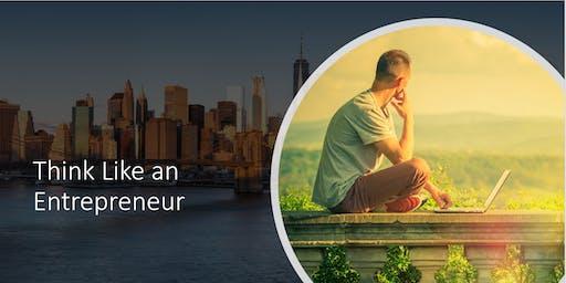 Think Like an Entrepreneur - New York 16th August