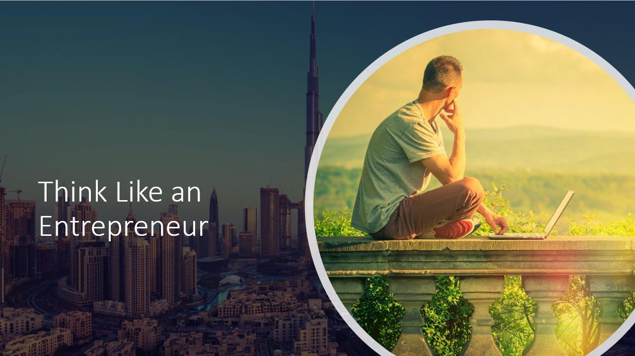 Think Like an Entrepreneur - Dubai 15th November