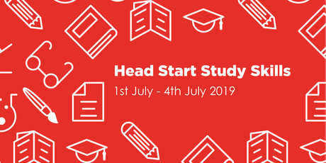 UCW Head Start Study Skills 2019 tickets