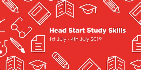 UCW Head Start Study Skills 2019 tickets