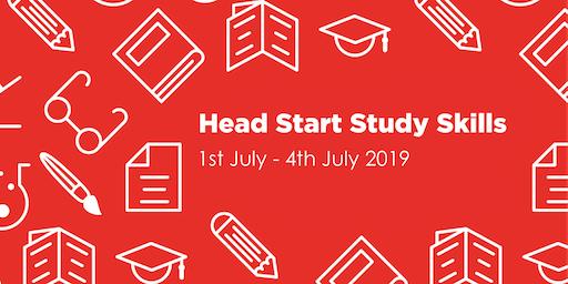 UCW Head Start Study Skills 2019