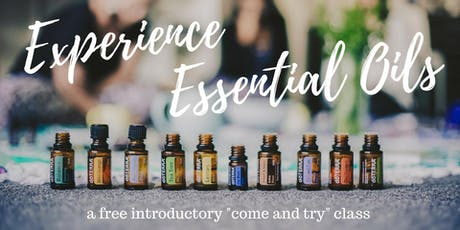 Wine & Cheese and Oils - An introduction to Essential Oils (with workshop) tickets