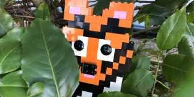 Animal LEGO® with Bricks McGee