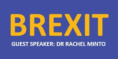 Brexit with Dr Rachel Minto