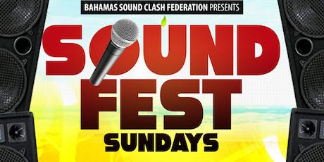 Sound Fest Bahamas tickets