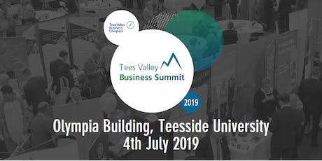 Tees Valley Business Summit 2019 tickets