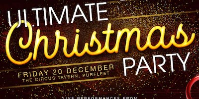 SHOW ME LOVE XMAS SPECIAL @ THE CIRCUS TAVERN - 20TH DECEMBER 2019